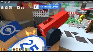 roblox I got another gifted bee!!!!!!!!!