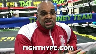 MAYWEATHER CEO KEEPS IT HOOD WITH ADRIEN BRONER; EXPLAINS WHY HE FAVORS HIM TO BEAT PACQUIAO