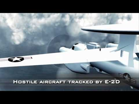 E-2D Advanced Hawkeye - Defense Begins With Detection