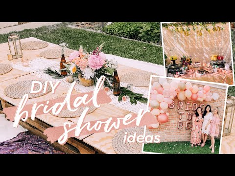 backyard-bridal-shower-decor-and-diy-ideas-|-boho-pallet-table,-balloon-arch,-&-backdrops