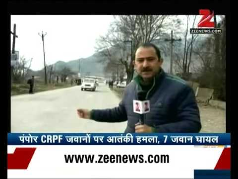 Breaking News: Terror attack In Jammu kashmir