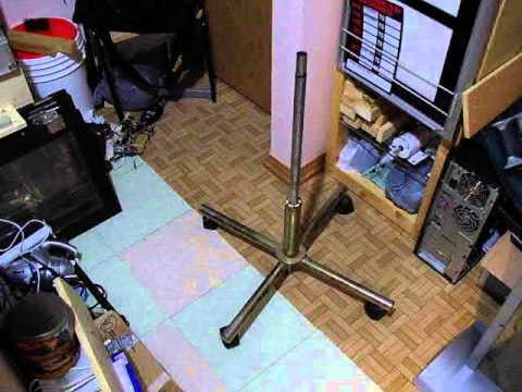 How To Repair Your Table Fan Or Pedestal Fan Stand From