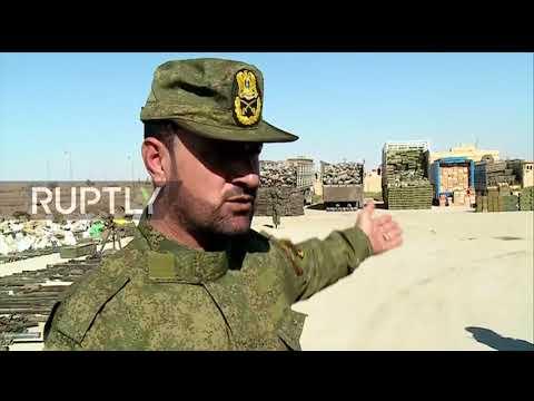 Syria: 'NATO'-produced equipment found in Mayadin - Syrian Army general