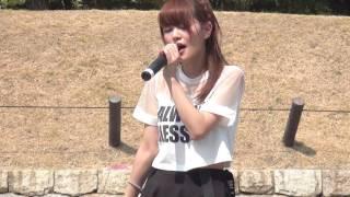 2016/08/14 13時35分~ 城天あいどるストリート Vol.10 大阪城公園 いの...