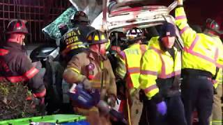Antioch: Fatal Vehicle Crash Extrication