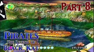 Pirates: The Legend of Black Kat walkthrough (part8)