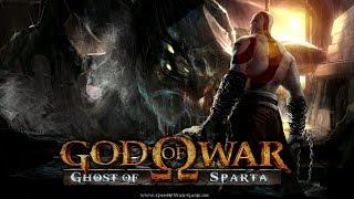 GOD OF WAR Ghost of Sparta Full Game Walkthrough - No Commentary (#GodofWar)