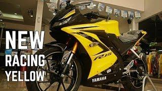 2018 Yamaha R15 V3   New Racing Yellow