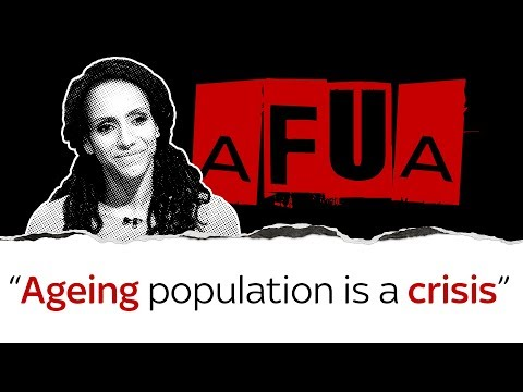 Afua on the ageing population crisis