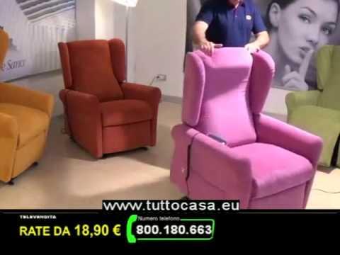 Poltrona Relax Youtube