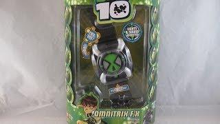 Ben 10 Classic Omnitrix FX Review