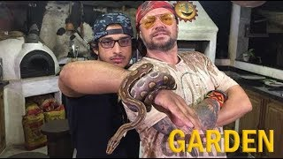 RECEBI MC GARDEN EM CASA! | PARTE 2 | RICHARD RASMUSSEN