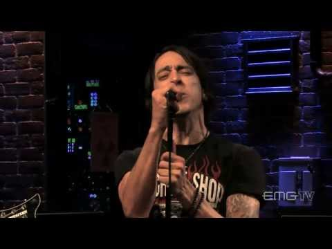 Anew Revolution plays Head Against the Wall Live on EMGtv
