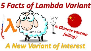 COVID Focus Talk    New Variant of Interest 5 Facts of Lambda variant  