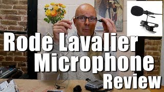 Rode Lavalier Microphone Review