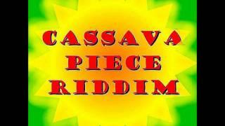 Gordon Scott - Fire is Burning (Cassava Piece Riddim ) (2006)