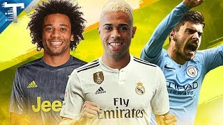 MERCADO DA BOLA l REAL MADRID COMPRA MARIANO DÍAZ, CITY E UNITED DUELAM POR NEVES, MARCELO NA JUVE