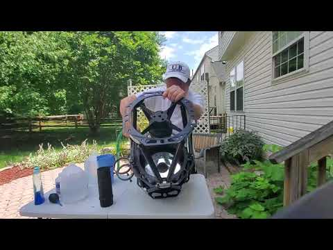 How To Clean A Ritchey-Chretien Telescope In Under 10 Minutes