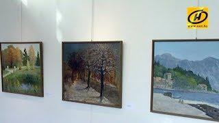 Художники запечатлели «Осмоловку» в акварели, графике и живописи