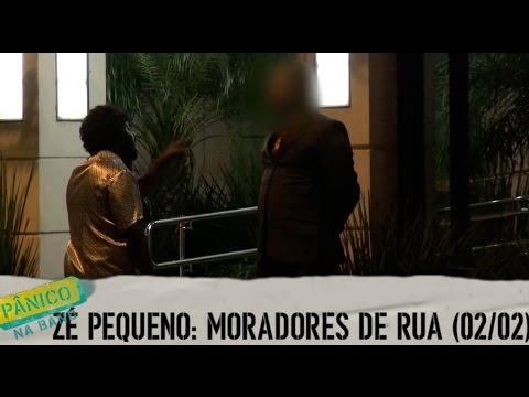ZÉ PEQUENO DO POVO: MORADORES DE RUA - E08 (02/02)