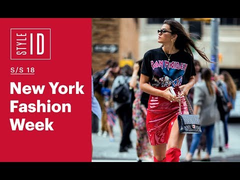 Style ID: New York Fashion Week S/S 18