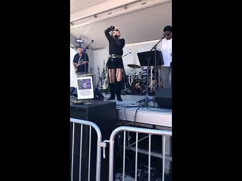 Betty Fox Band - Springing in the Blues JAX 2017