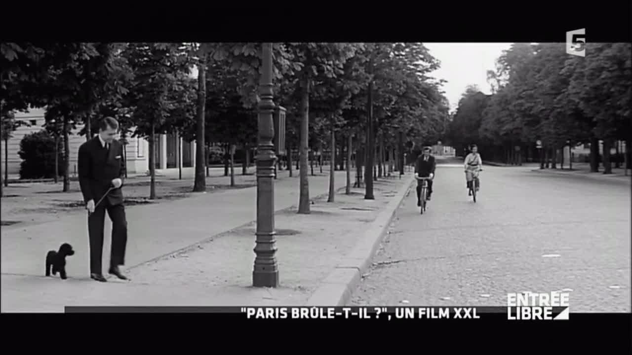 « Paris brûle-t-il ? » - Entrée libre - YouTube