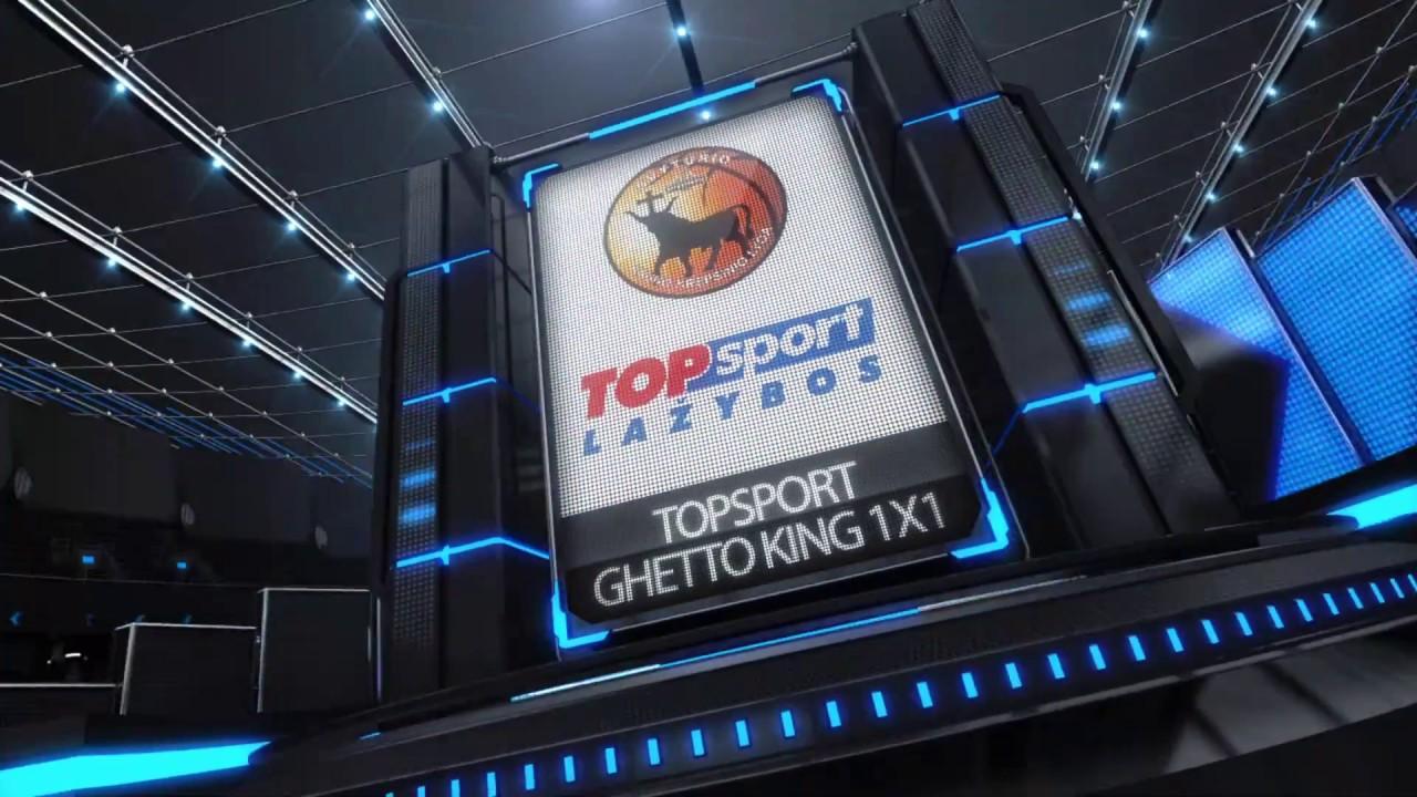 TOPsport Ghetto King 1x1: Tomas Gudas vs Lukas Šimkus