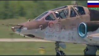 Sukhoi Su 25 *** СУ 25 Грач - Demonstration