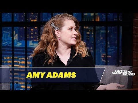 Amy Adams Based Her Portrayal of Lynne Cheney on Her Grandmother