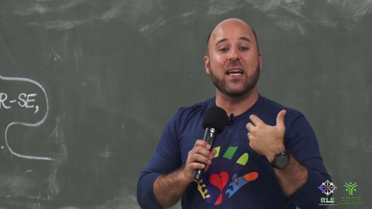 Palestra Atitude - Reflexões e posturas que trazem paz - Andrei Moreira - 02/09/2019
