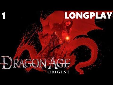 Dragon Age: Origins Walkthrough Gameplay Part 1 - No Commentary (PC Longplay) [Full HD 60fps]