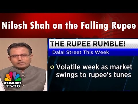 Nilesh Shah on the Falling Rupee, Correction in Market, NBFC Stocks, Consumption Sector & More