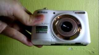 Nikon Coolpix L25 Unboxing