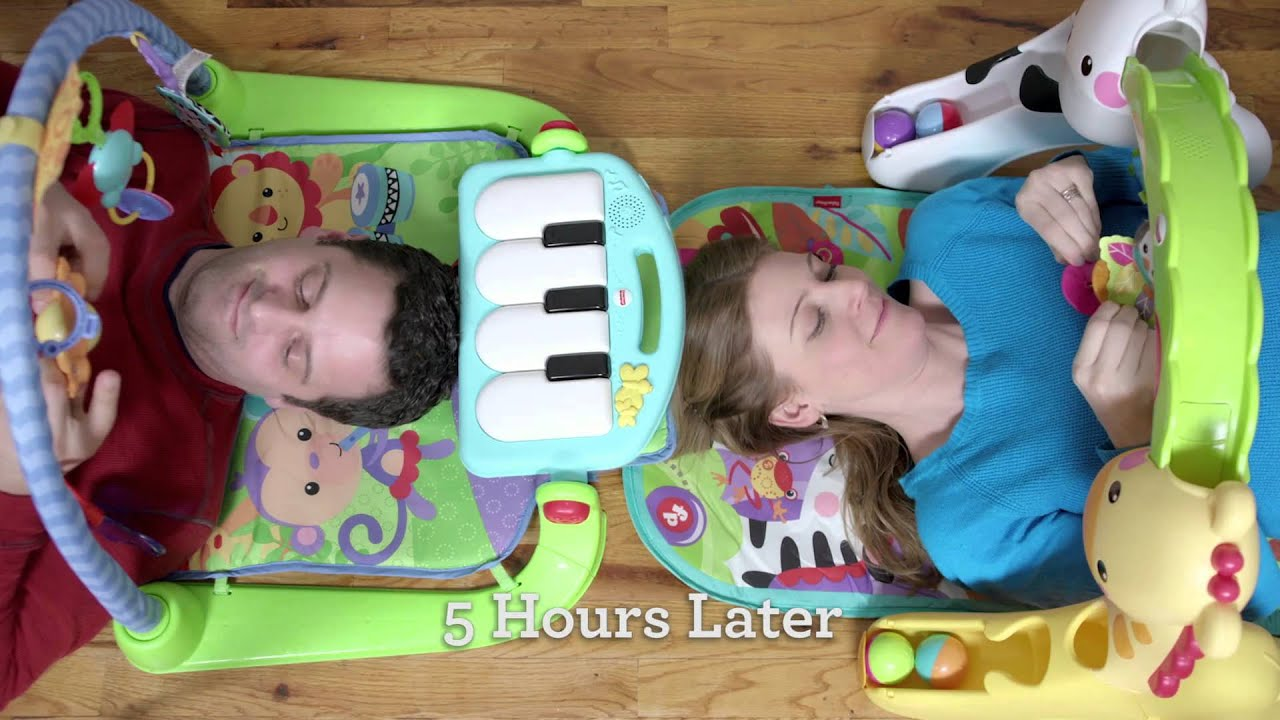 Best Baby Gym Musical Kick n Play or Adaptable Newborn to