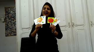Fruits demo teacher training 9833119953
