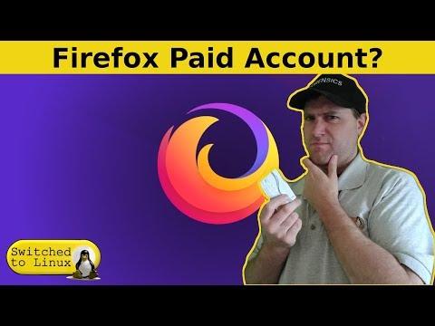 Paid Firefox Accounts: Good Or Bad?