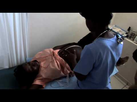 Haiti: Maternal mortality