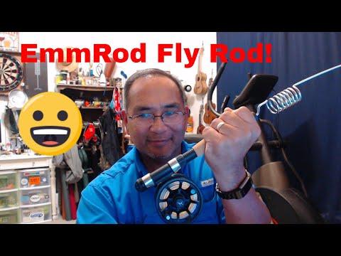 EmmRod Fly Rod! #emmrod