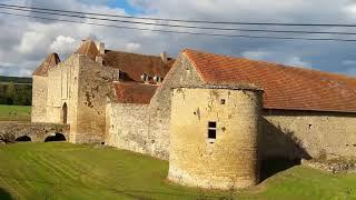 Старое Французское поместье ! (перезалив)