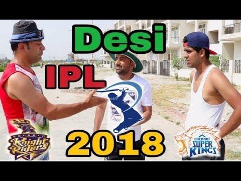 HARYANVI DESI IPL 2018