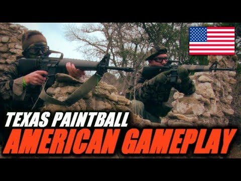 American Gameplay - Texas Paintball