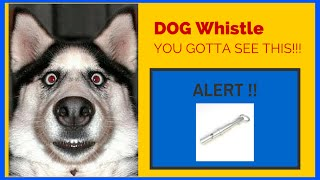 Dog Whistle To Stop Barking | Truth Revealed