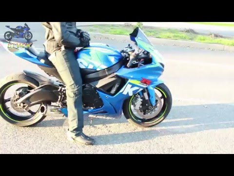 2015 GSXR600 MotoVlog | Intoduction | Upgrades