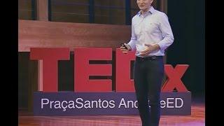 A transformação que a educação precisa   Ricardo Dória   TEDxPraçaSantosAndradeED