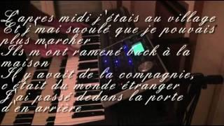 Roland BK-7m blues - The Back Door - La Porte En Arrière - Alain Proviste