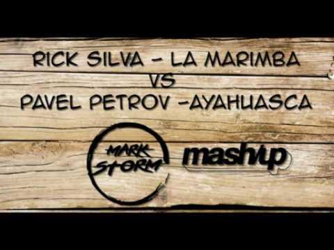 Rick Silva- La Marimba Vs Pavel Petrov - Ayahuasca (Mark Storm Mashup)