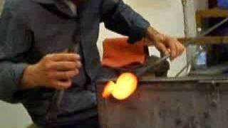 glass horse making