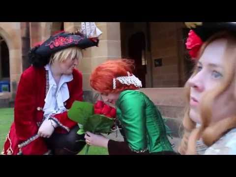 [Hetalia CMV] A Thousand Years (Queen Elizabeth I and England)