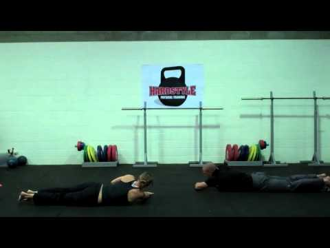 Primal Movement Workout #4